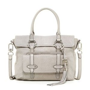 NWOT Aimee Kestenberg Leather Satchel